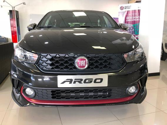 Fiat Argo 1.8 Hgt Negro 2019 Oportunidad*