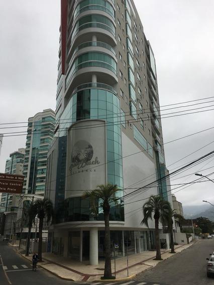 Apartamento Com 3 Suites E 2 Vagas, A 30 Metros Do Mar.