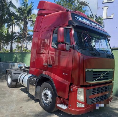 Volvo Fh 460 4x2 Ishift Completo Teto Alto