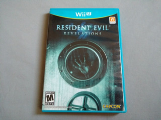 Resident Evil Revelations Original Para Nintendo Wii U