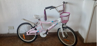 Bicicleta Musetta Rodado 20 Para Nenas