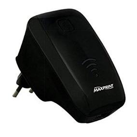 Roteador E Repetidor Wireless Maxprint Promoção