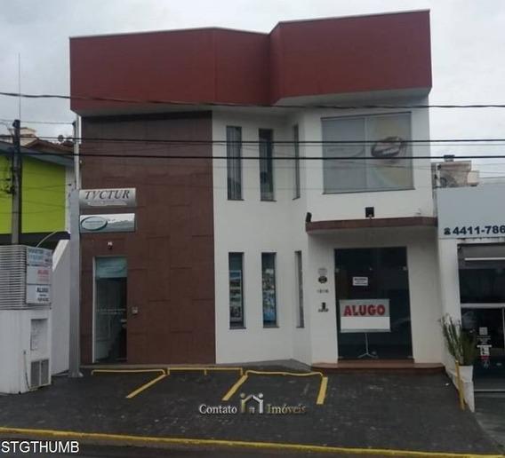 Salão Para Alugar Frente Para Rua Em Atibaia - Sc0039-2