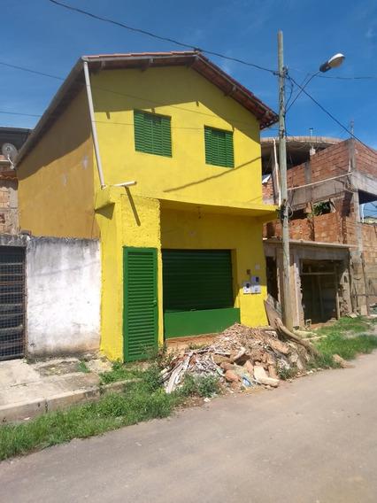 Casa Com Ponto Comercial