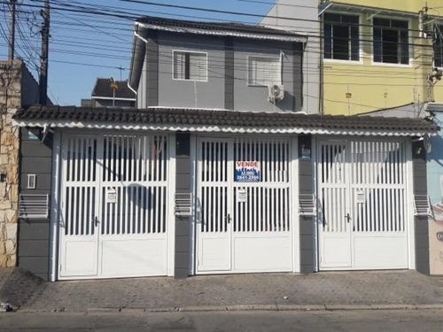 Casa De Condomínio A Venda No Cangaíba, São Paulo - V2103 - 33952705