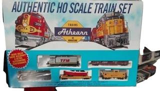 Tren Electrico Set Athearn Tfm N De M Escala Ho