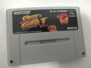 Street Fighter 2 Snes Hack Super Nintendo Magia No Alto Ar