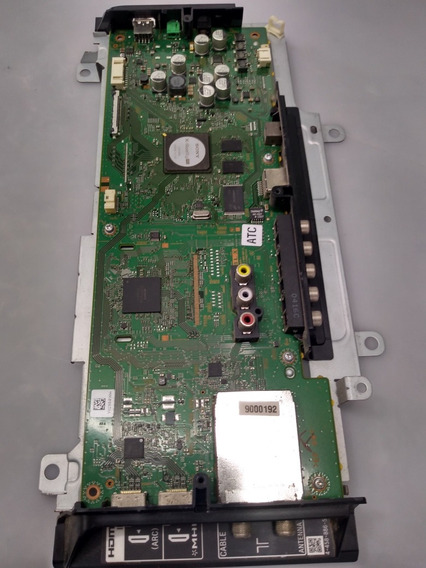 Placa De Video Tv Sony Modelo Kdl-50w655a