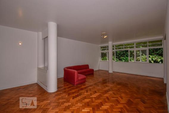 Apartamento Para Aluguel - Jardim Botânico, 3 Quartos, 185 - 893027339