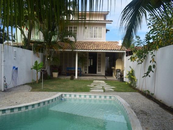 Casa 4 Quartos Em Camboinhas - Ca00049 - 32976648