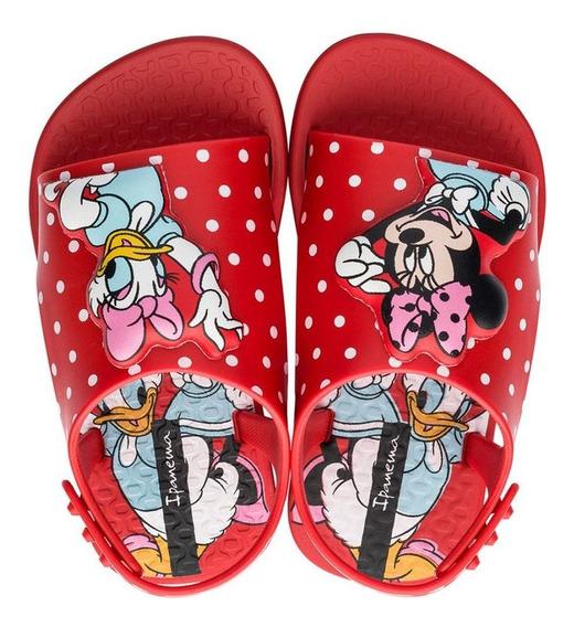 Sandália Ipanema Baby Menina Love Disney