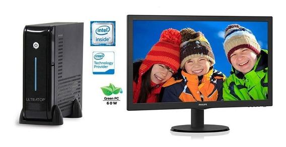 Computador Desktop Linux Intel Dual Core