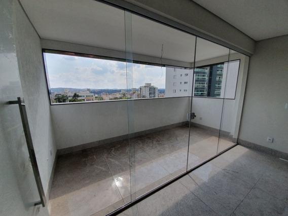 Apartamento, 162 M², 04 Quarto (s), 2 Suítes(s), 02 Vaga(s), Bairro Castelo Belo Horizonte/mg - Adr4379