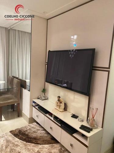 Imagem 1 de 15 de Apartamento Para Locacao No Bairro Vila Palmares - L-4898