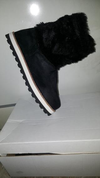Pantubota Negra 36