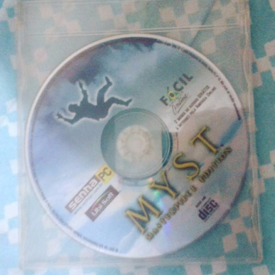Myst Masterpiece Edition - Pc Game Jogo Rpg