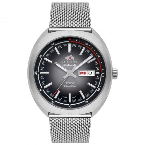 Relógio Orient 469ss082 G1sx Masculino Prata- Refinado