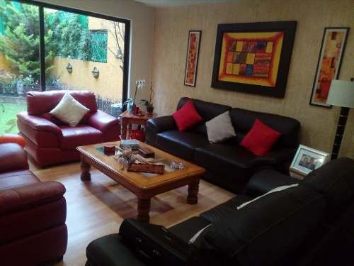 Casa En Condominio En Renta, Cuajimalpa De Morelos, Ciudad De México