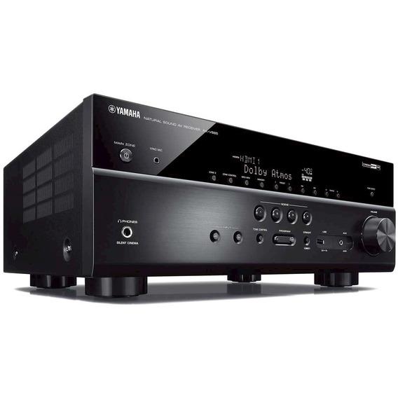 Yamaha Rx-v685 | Receiver 7. Wifi Bluetooth *oficial Com Nfe