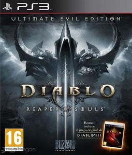 Diablo 3 Incluye Dlc Reaper Of Soul Ps3 Goroplay Digital