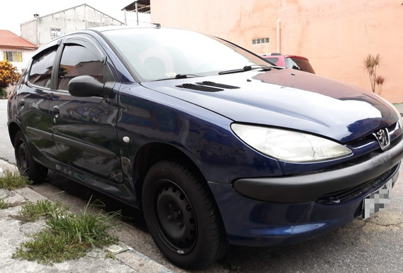 Peugeot 206 1.0 16v Selection 5p 2002