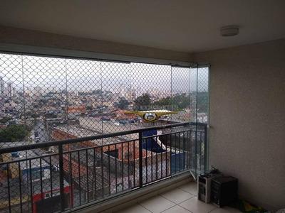 Apartamento Com 2 Dormitórios Para Alugar, 66 M² Por R$ 2.000/mês - Vila Formosa - São Paulo/sp - Ap2232