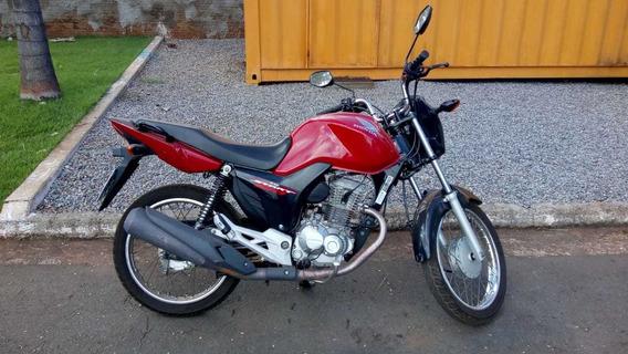 Cg 160 Start Honda