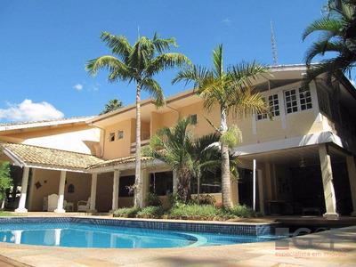 Casa Residencial À Venda, Gramado, Campinas. - Ca1312