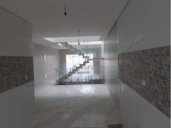 Sobrado Com 3 Dormitórios À Venda, 196 M² Por R$ 900.000 - Vila Alpina - Santo André/sp - So0702