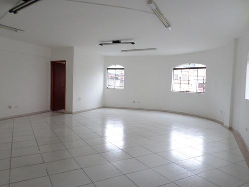 Sala Comercial No Bairro Rudge Ramos Em Sao Bernardo Do Campo - L-30069
