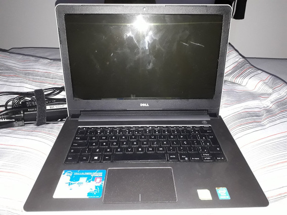 Notebook Dell Inspiron 5458 I5-5200 8gb 1tb Geforce 920m 2gb