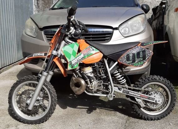 Ktm Sportminicycles 50 Sx Pro Junior Lc/