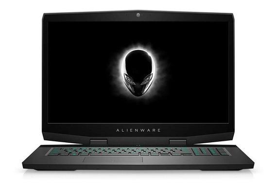 Notebook Alienware M17 I7-8750 Rtx2060 256gb Ssd+1tb Hd 16gb