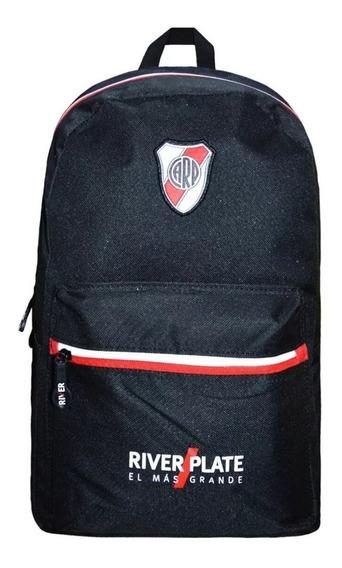 Mochila River Plate Original Licencia Oficial Importada 17