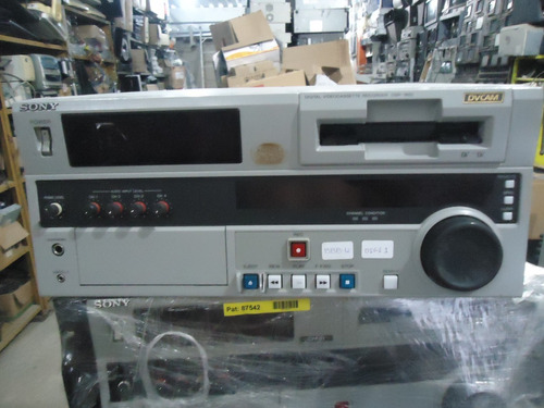 Imagem 1 de 8 de  Dvcam Sony Dsr-1800
