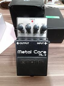 Pedal Boss Metal Core Ml-2 (usado)