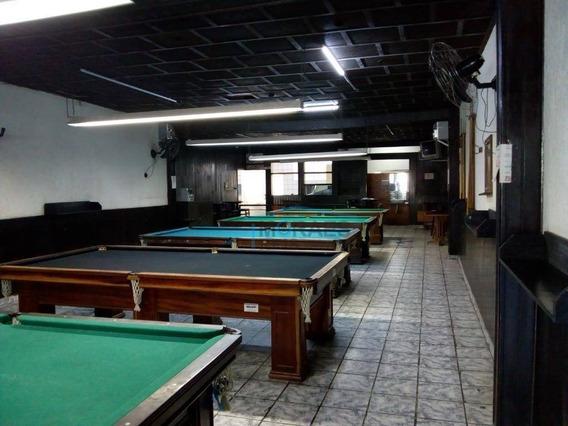 #salão Comercial Para Locação No Brooklin - Sl0016