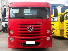 Vw Volkswagem 13.190 2012 Unico Dono