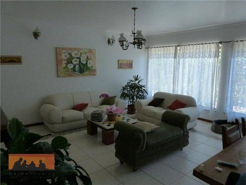 Imagem 1 de 4 de Casa Residencial À Venda, Cidade Universitária Ii, Campinas - Ca0220. - Ca0220