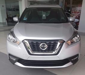 Nissan Kicks Advance Cvt 2017 Renueva Tu Auto, Cambio.