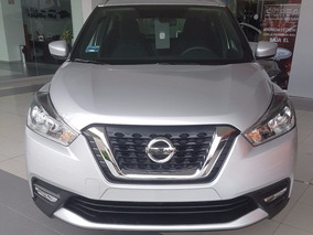 Nissan Kicks Advance Cvt 2017 Bono + Pague Enero El Buen Fin