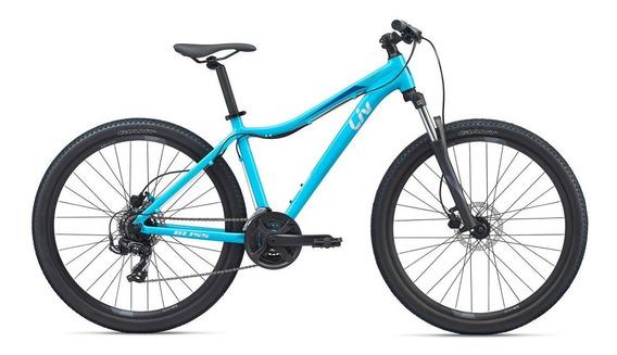 Bicicleta Giant Liv Bliss 27.5 2 S Lig Blu 2002228124