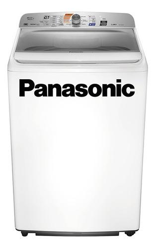 Imagen 1 de 3 de Lavadora Panasonic F170h7 17kg - Blanco