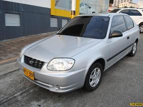 Hyundai Accent Gyro L Mt 1.3 3p Aa