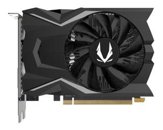 Tarjeta gráfica Nvidia Zotac GeForce GTX 16 Series GTX 1650 ZT-T16500F-10L OC Edition 4GB