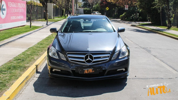 Mercedes Benz E500 Coupe. 2010
