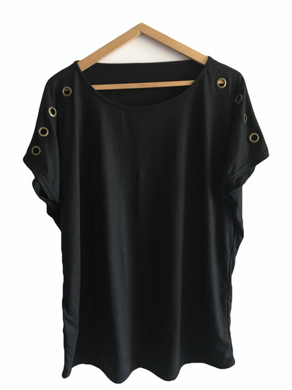 X 3 Remeron Remera Mujer Talle Xxl Especial Largo Calzas