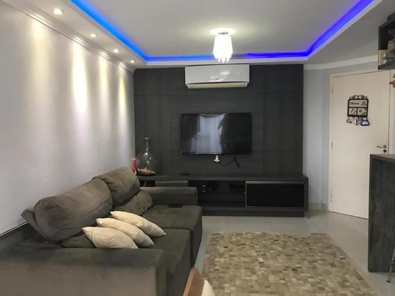 Apartamento Com 3 Dormitórios À Venda, 75 M² Por R$ 275.000 - Forquilhas - São José/sc - Ap5018