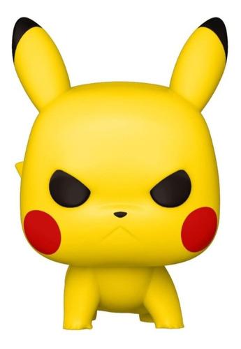 Imagen 1 de 2 de Figura Funko Pop, Pikachu - 779 - Pokemon