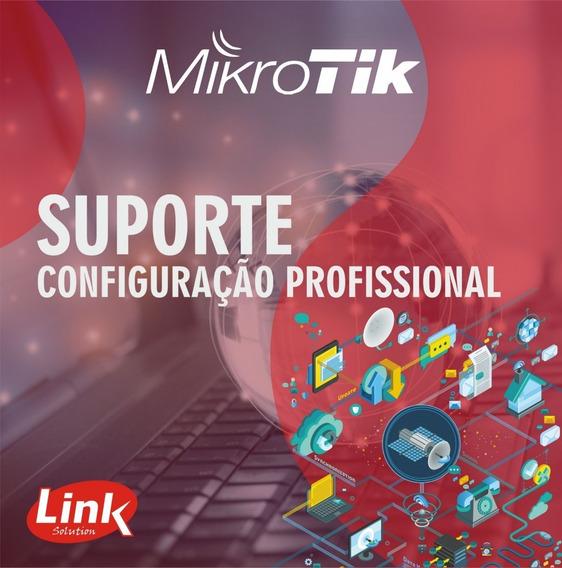 Serviços Em Mikrotik E Servidores, Rede Em Geral